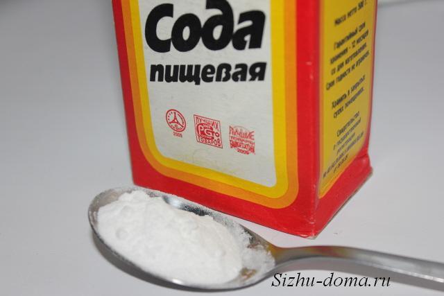 Польза и вред пищевой соды для организма человека